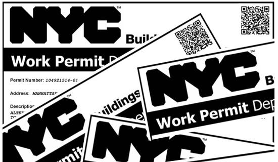 NYC Work Permit