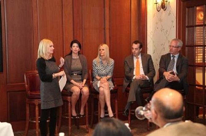 Panel of Experts at a Buying Savvy in Manhattan Douglas Elliman Seminar