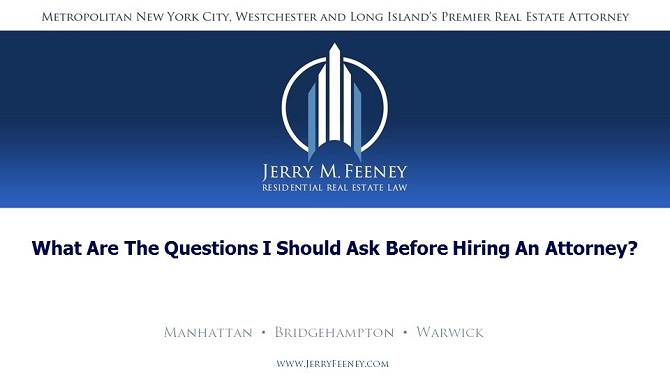What Are the Questions I Should Ask Before Hiring an Attorney
