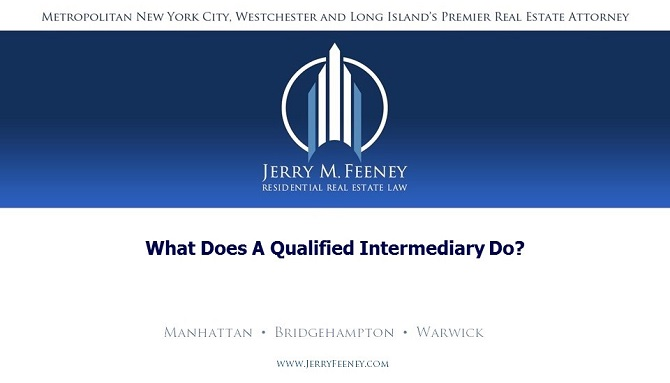 What Does a Qualified Intermediary Do?